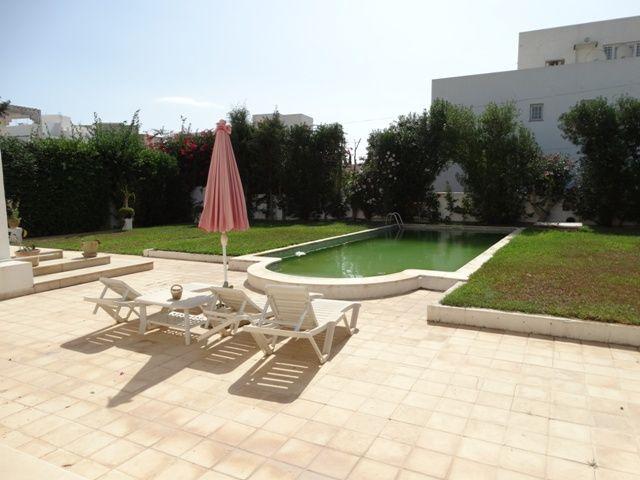 Villa les Émirsréf:  location à l'année