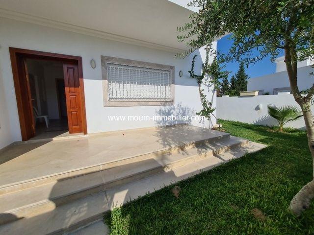 Villa amber riii hammamet zone theatre