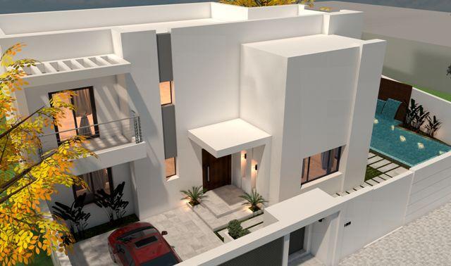 Villa miel réf:  hammamet une luxueuse villa