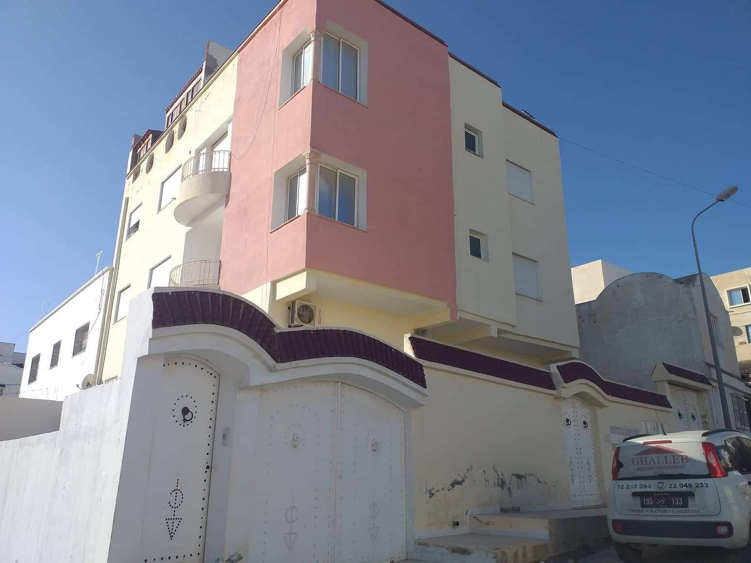Av un appartement situé a hammamet nord r