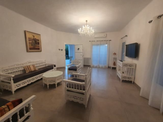 Villa gusto 1réf: villa meublée