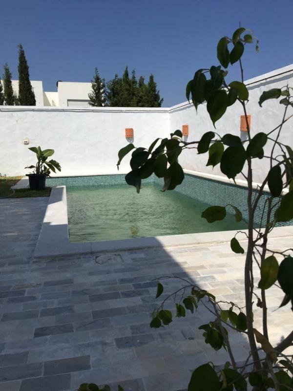 Villa jihen 2réf:  villa meublée