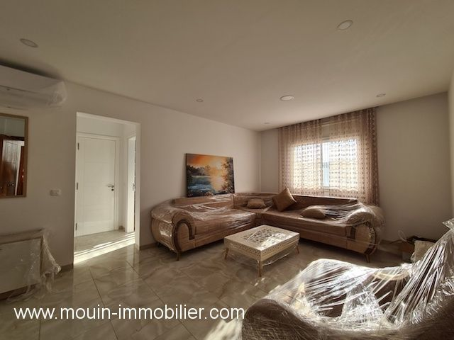 Appartement guy iie hammamet  zone theatre a