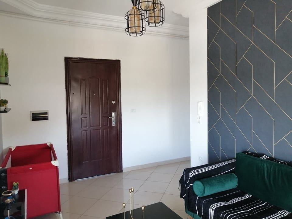 Av un appartement à sidi mahrsi mm