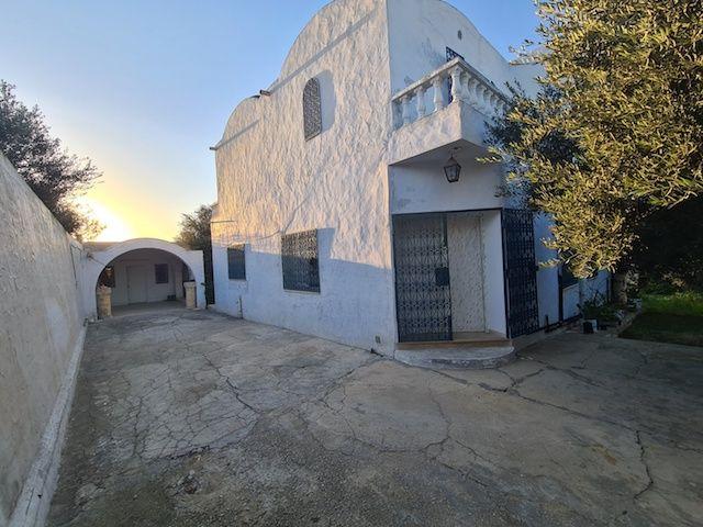 Villa dina al à hammamet zone craxi