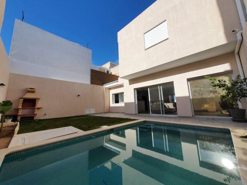 Villa hermes 2 réf:  villa avec piscine à beni khiar