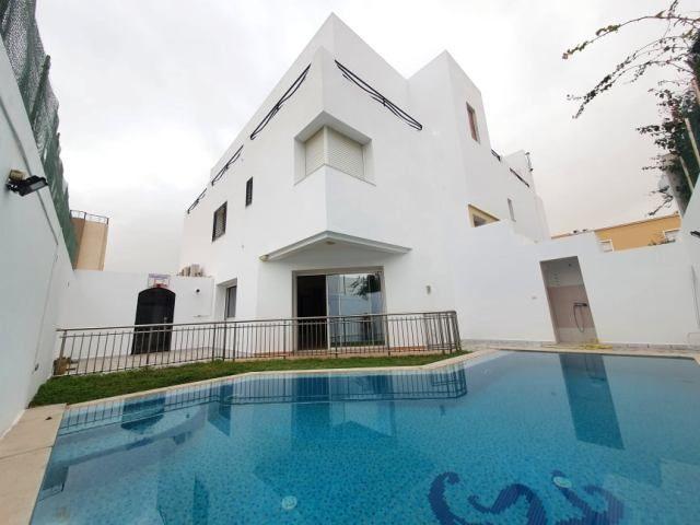 Villa rosa réf:villa avec piscine pour location annuelle