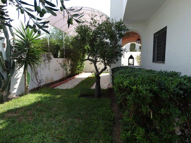 Dar india référence: hammametvilla avec jardin