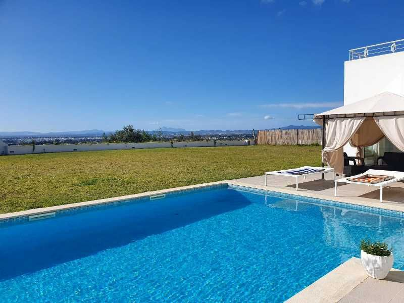 Villa amandineréf:  hammamet zone craxi
