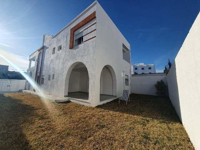Villa montos réference hammamet