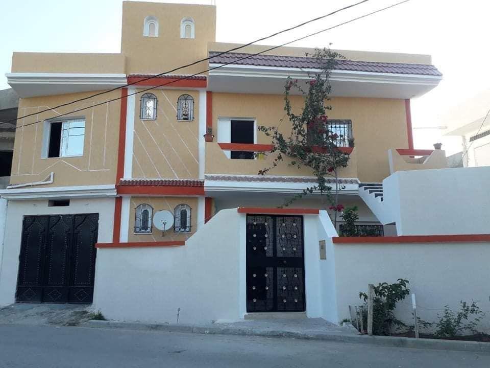 Maison moderne à barraket el sahel