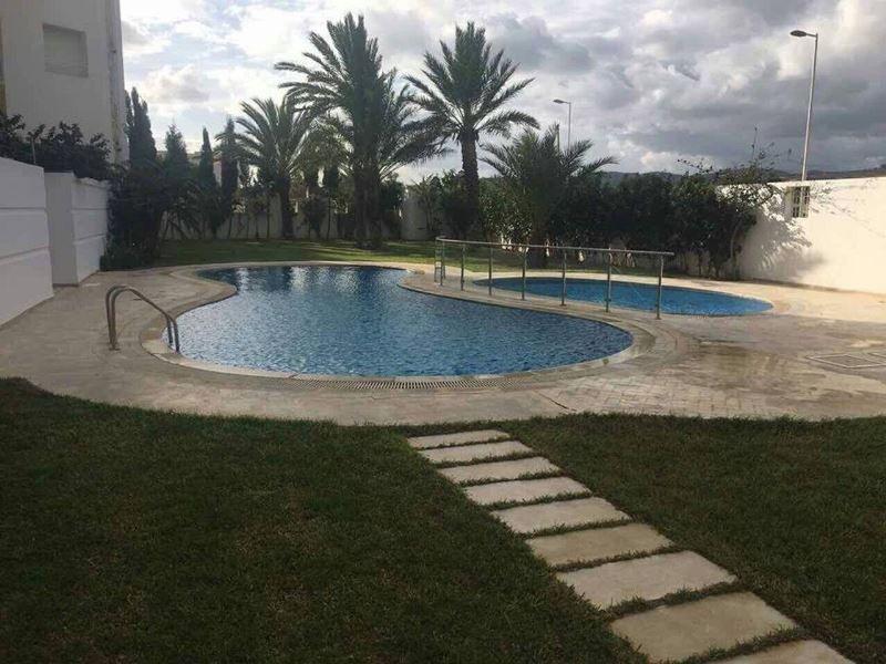 Appartement baya dans une résidence avec piscine