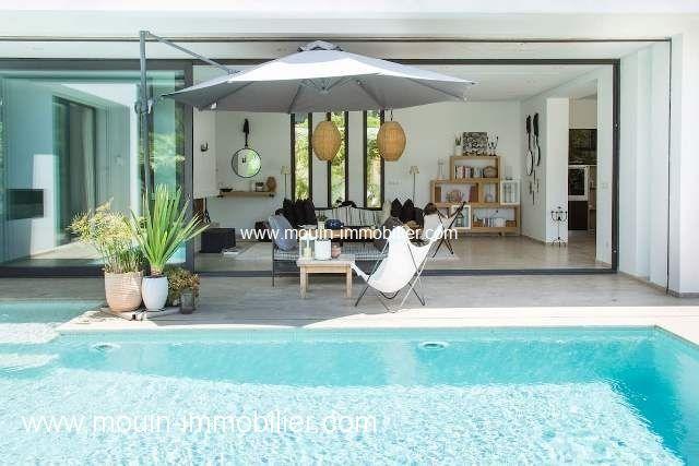 Villa adele soukra tunis a