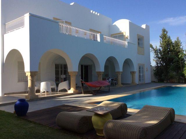 Villa pinacolada réf:  vente villa avec piscine