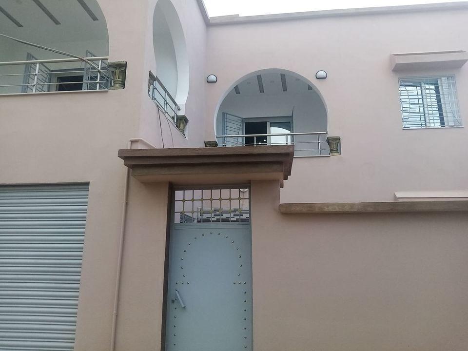 Une belle villa a vendre a hammamettt r
