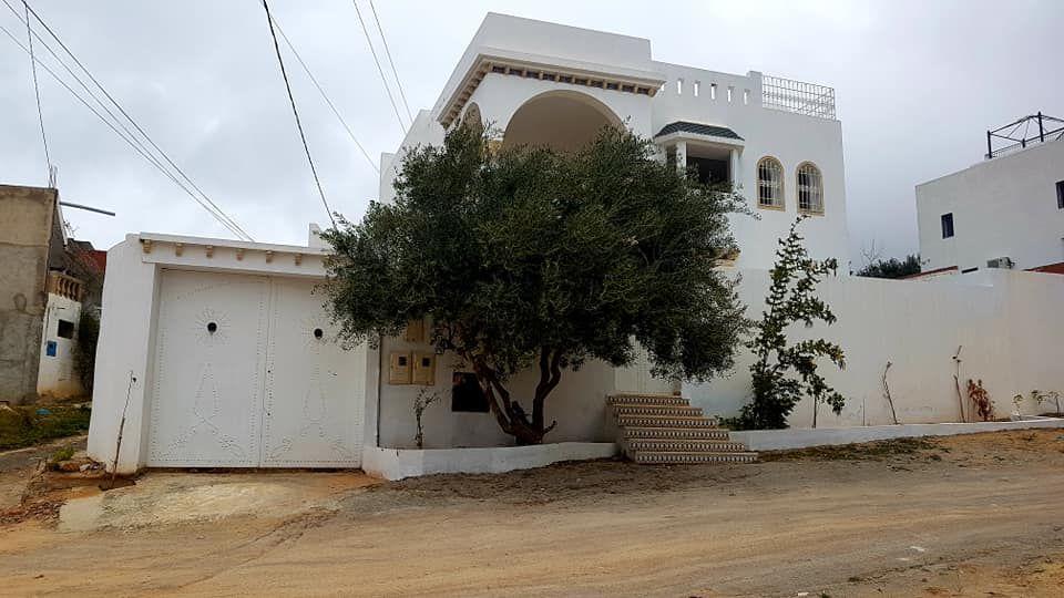 Villa dino à hammamet nord