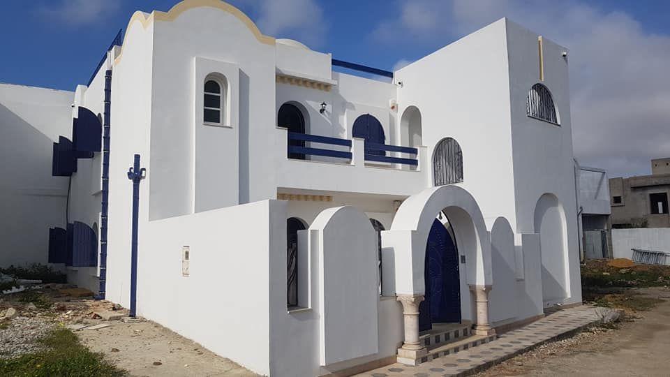 Deux maisons moderne s+2 à hammamet sud