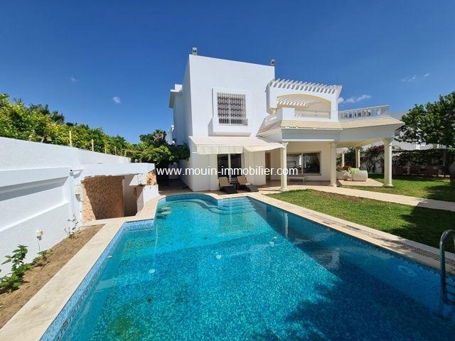 Villa yomna eie jinan hammamet a