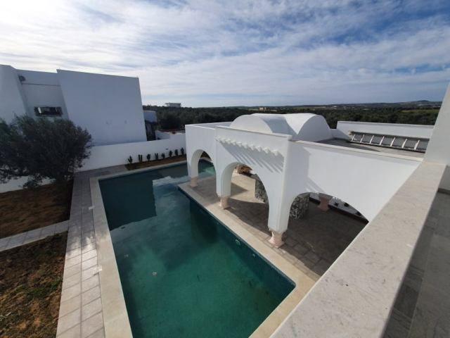 Villa chanel 2 réf:villa à hammamet