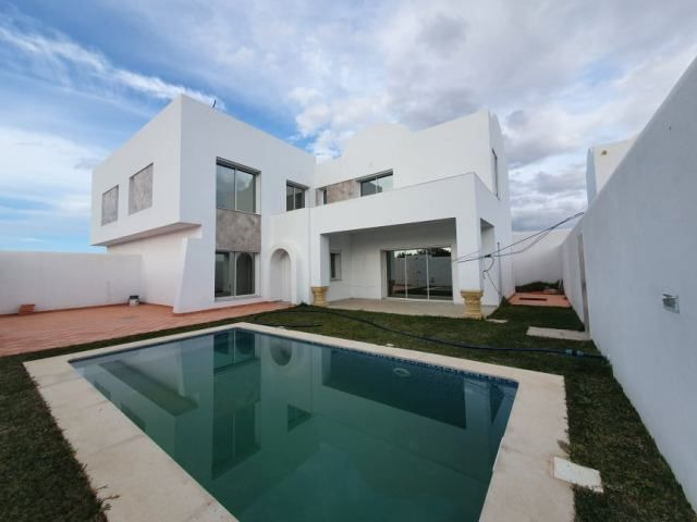 Villa nermine réf: hammamet non meublée