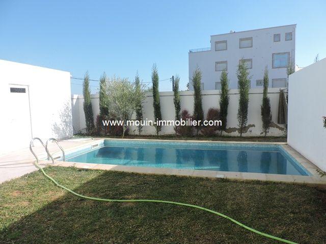Villa anais iiii hammamet sud a