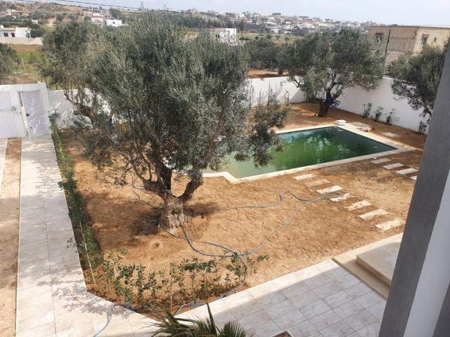 Villa escale référence à hammamet