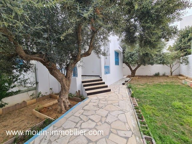Appartement odile hammamet nord a