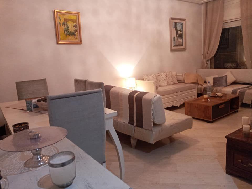 Appartement s+1 à la marsa bhar lazrak