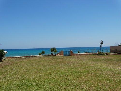 Villa seychellesréf: pieds dans l'eau hammamet
