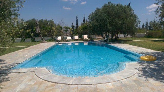 Villa chahrazed référence hammamet