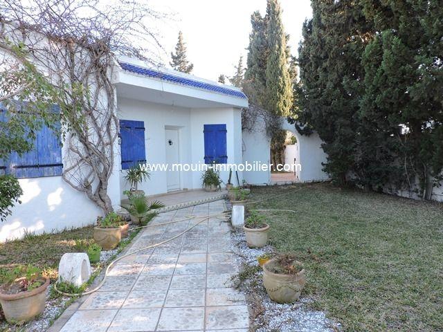 Villa shalimar aii av à jinen hammamet