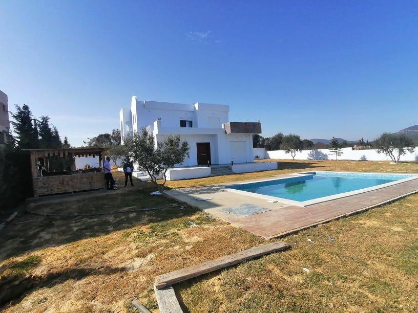 Villa plein air et le calme