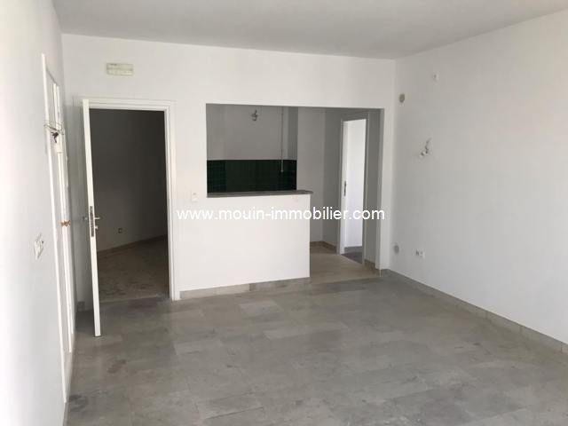 Appartement eucalyptus eii av à hammamet centre