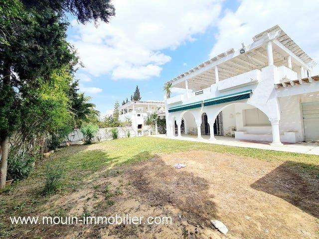 Villa rana al à jinan hammamet