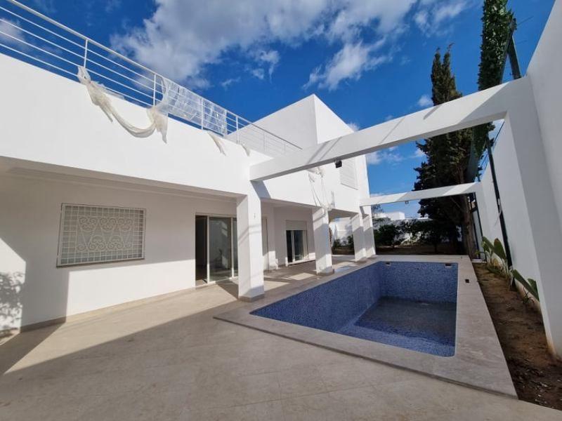 Villa plumeria réf:  location annuelle