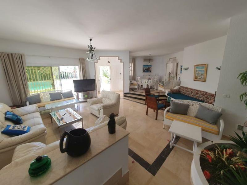 Villa romdhan réf:location estivale hammamet
