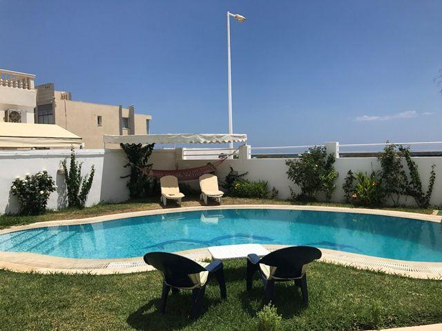 Villa moniaréf: villa moniaréf: location estivale