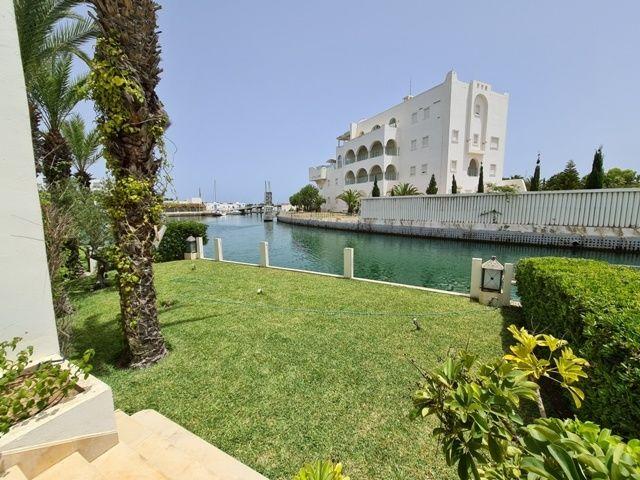 Villa cristelle al à la marina yasmine hammamet