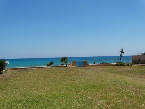 Villa seychellesréf:  hammmet pieds dans l'eau