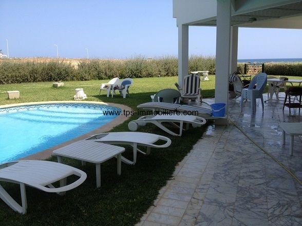 Villa du golfréf:  location estivale pieds dans l'eau