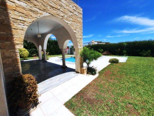 Villa el janaréf:  location estivale villa avec piscine