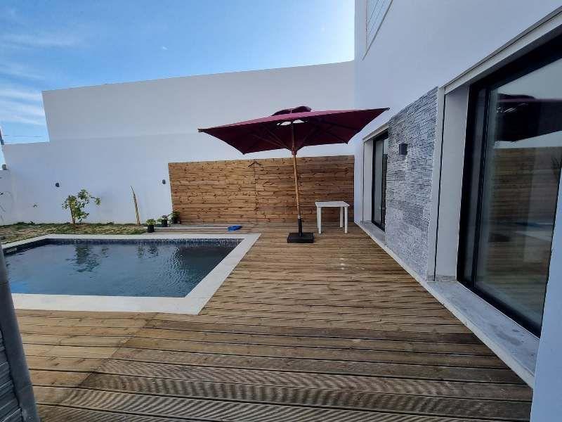 Villa habibaréf:  villa avec piscine