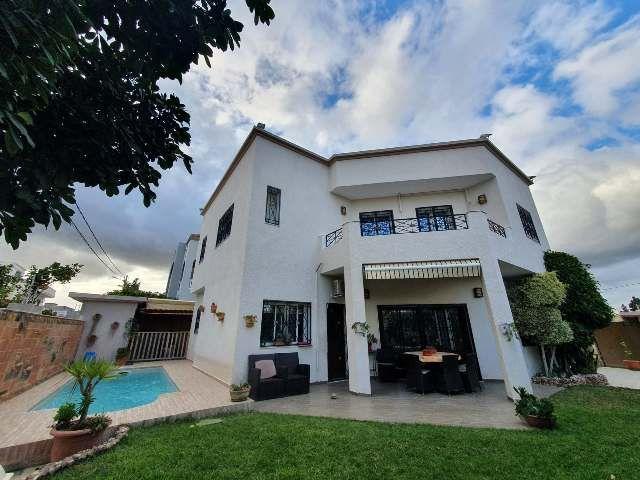 Villa reve réf:  villa à nabeul