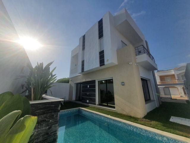 Villa lumiere réf: villa avec piscine hammamet