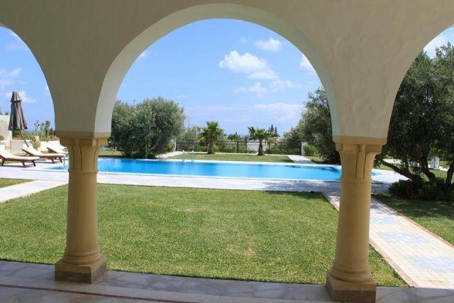Villa chahrazed réf: hammamet