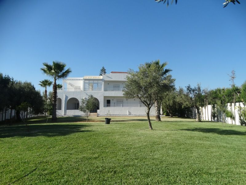 Villa chantal réf:  vente villa à hammamet
