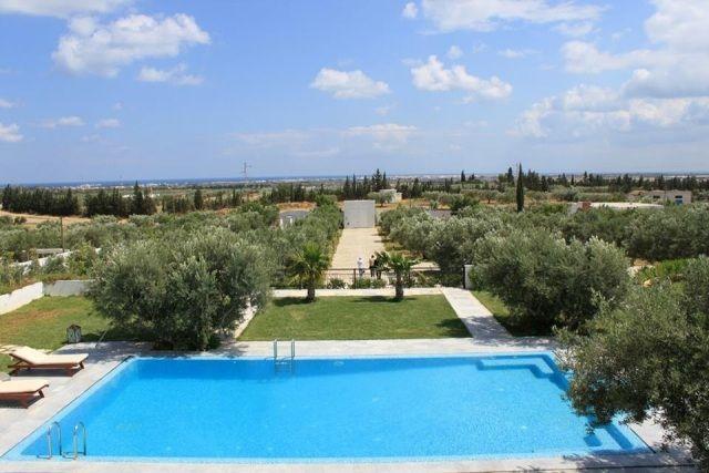 Villa chahrazed réf:location estivale hammamet