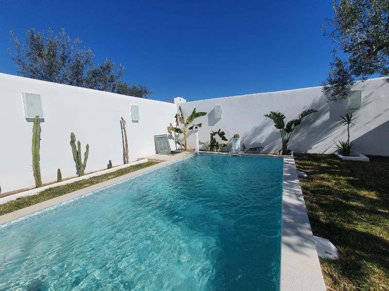 Villa kamy réf:  vente villa à hammamet