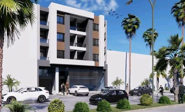 Un beau appartement s+1 av à hamammet nord proche de la plage b