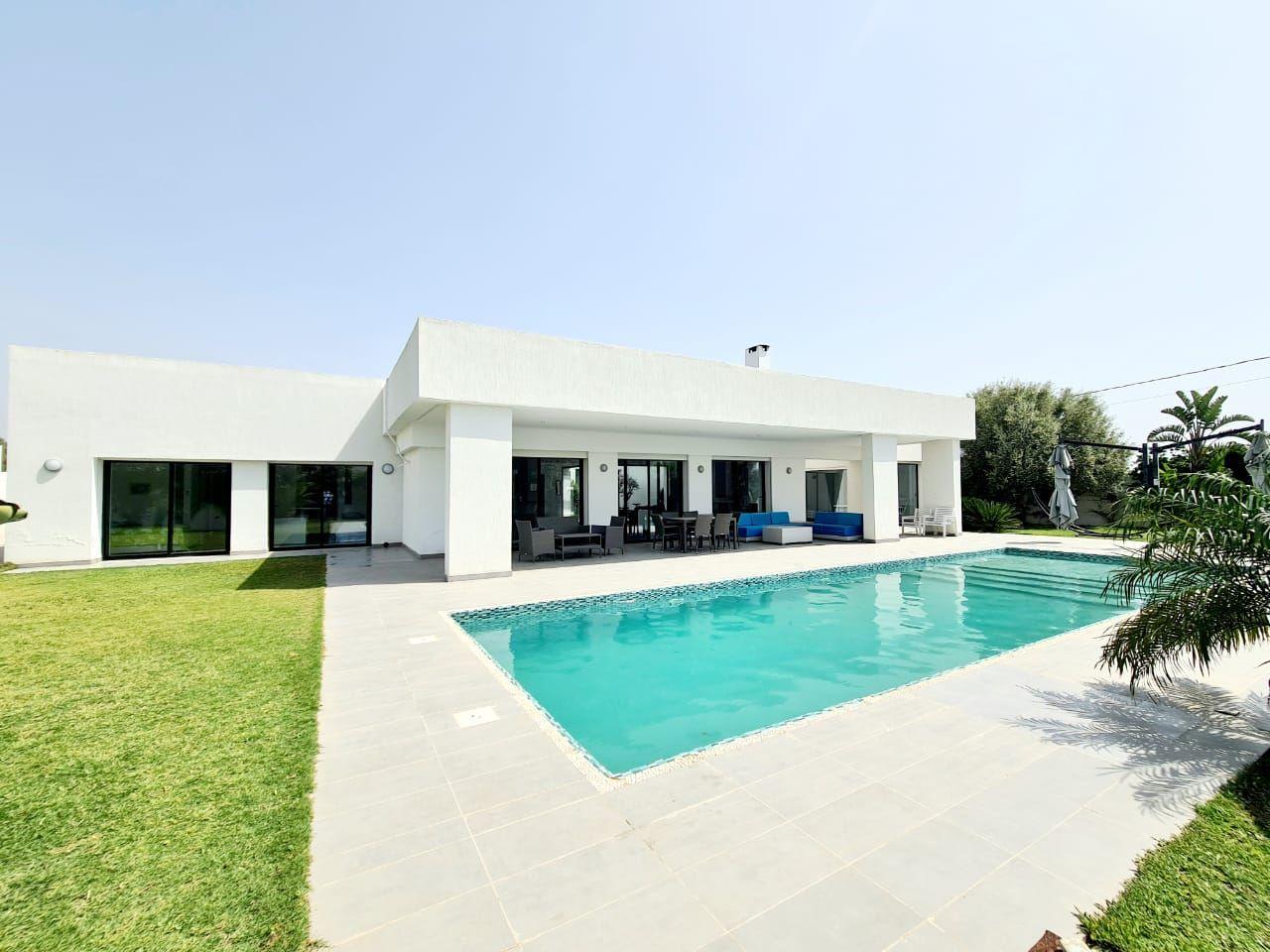 La demeure moderne iti hammamet sud a